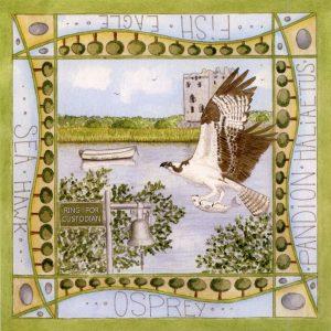 Osprey-Threave card