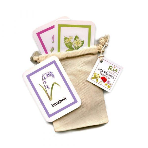 Wild-Flower-flashcards