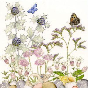 Coastal-Wild-Flowers card