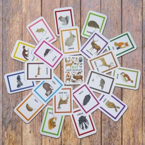 Wild-Animals-Flashcards